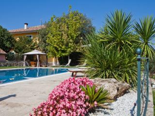 Cozy Apartment with Shared Outdoor Pool and Balcony - Fontechiari vacation rentals