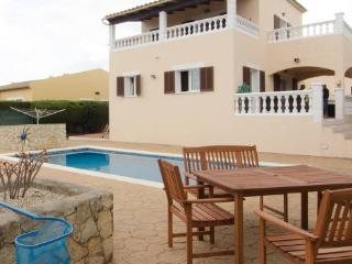 Very modern 3 bed villa with a large private pool - Cala Millor vacation rentals