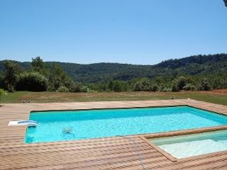Design Villa, amazing view and large pool - Sillans-la-Cascade vacation rentals