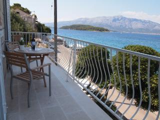 Villa for 6 Apartments Lumbarda Beach - Lumbarda vacation rentals