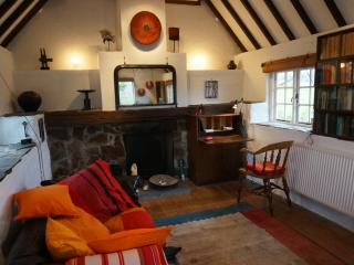 Nice 2 bedroom Ringmore Cottage with Fireplace - Ringmore vacation rentals