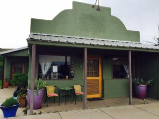 "The Historic ""Bottle House"" dtown Alpine, by Marfa - Big Bend Country vacation rentals"