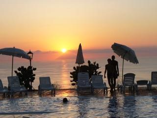 Stunning sea views, sunsets and beaches - Parghelia vacation rentals