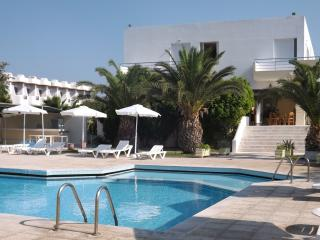 Bright Resort with A/C and Tennis Court in Kos Town - Kos Town vacation rentals