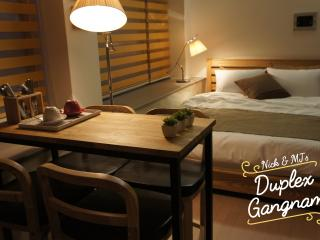 [Gangnam]NICK and MJ - DUPLEX G (Upto 7 pax) - Seoul vacation rentals