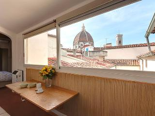 Beautiful, bright apartment in Florence overlooking the Duomo - Florence vacation rentals