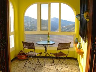 Charming house with magnificent views - Canillas de Albaida vacation rentals