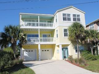 Full Moon, Pet Friendly, 4 Bedroom, 3 1/2 Bath, Private Pool, Ocean View - Crescent Beach vacation rentals
