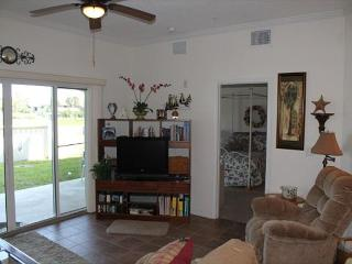 Walk to the beach, Covered Parking, Amazing 2 Bedroom Condo - New Rental - Saint Augustine Beach vacation rentals