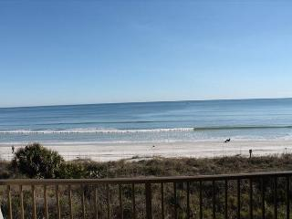 Ocean/Beach Front Condo, Beautiful View from Balcony, 4 Heated Pools, WIFI - Marineland vacation rentals