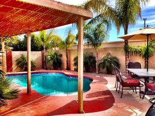 Senior-Friendly Phoenix Home w/ Heated Pool - Phoenix vacation rentals