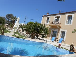 Villa Petra  -  Traditional stone-house,  with  private heated pool - Tympaki vacation rentals