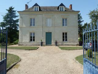 Beautiful Manor house with Internet Access and Satellite Or Cable TV - Pouzay vacation rentals