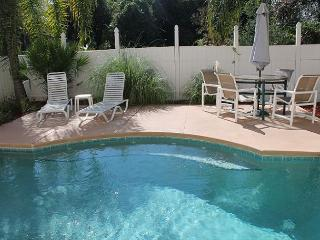 Pelican Way, 4 Bedroom, 3 Bath Ocean View Home, Private Pool, Pet Friendly - Saint Augustine vacation rentals