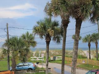 Salty Dog - One bedroom, 1 Bath, Flat Screen TV, Steps to Beach and Pet Friendly - Saint Augustine vacation rentals