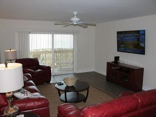 3 Bedroom, 2 1/2 bath Ocean Front Condo with the Most Amazing Ocean View - Saint Augustine vacation rentals