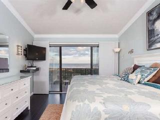 Upgraded Ocean Front/Beach Front, 2 Bedroom 2 1/2 Bath Condo, Wifi - Saint Augustine Beach vacation rentals
