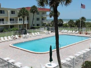 Ocean View 2 Bedroom, 2 bath condo - Steps to the beach - Gated Resort - Saint Augustine vacation rentals
