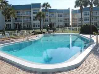 Tradewinds, 2 Bedrooms, 2.5 Bathrooms, Sleeps 6, Ocean/Beach Front - Saint Augustine vacation rentals