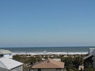 Surf View, 3 Bedroom, 2 Bath, Ocean View Home - Saint Augustine vacation rentals