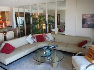 Ocean Front Luxury Condo, Tempur Pedic Mattress - Weekly Rentals Only - Saint Augustine vacation rentals