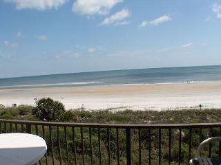 Summerhouse 363, Ocean Front Condo, SMART TV, WIFI, 4 Heated Pools - Marineland vacation rentals