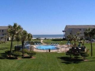 Ocean View Condo, Wifi, 4 heated pools - Crescent Beach vacation rentals