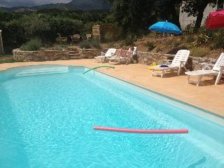 Maison Corse (juillet-août) Piscine chaufée - Haute-Corse vacation rentals
