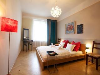 Grand Art Deco Apartment Spanelska, Wenceslas Sq - Prague vacation rentals