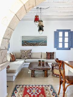 Bright House with Deck and Dishwasher - Patmos vacation rentals