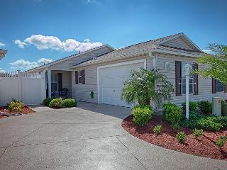 3 bedroom Courtyard Villa in The Villages with complimentary golf cart usage - Lady Lake vacation rentals