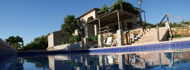 Nice Chalet with Internet Access and Fireplace - El Gastor vacation rentals
