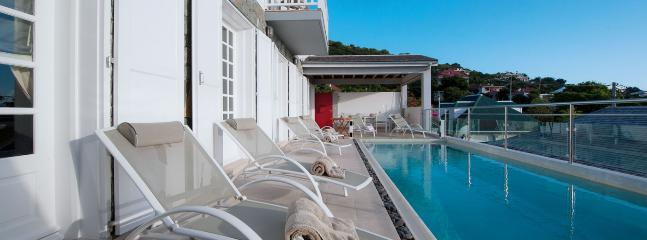 Villa Sur Le Port 5 Bedroom SPECIAL OFFER - Image 1 - Gustavia - rentals