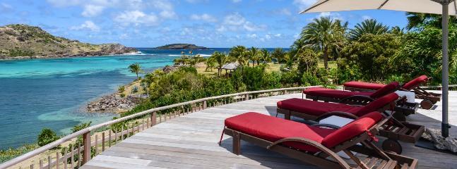 Villa Papaye 2 Bedroom SPECIAL OFFER - Petit Cul de Sac vacation rentals