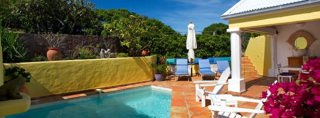 Villa Turtle SPECIAL OFFER: St. Barths Villa 234 Located In The Greatly Prized Private Estate Of Montjean, Close To Pointe Milou. - Marigot vacation rentals