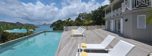 Villa La Belle Creole 6 Bedroom SPECIAL OFFER - Image 1 - Saint Jean - rentals