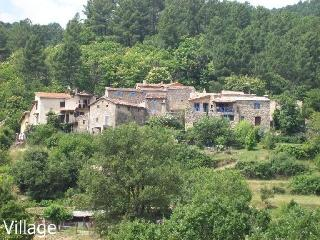Nice Gite with Internet Access and Balcony - Les Salles-du-Gardon vacation rentals