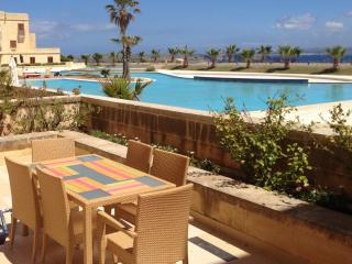 Fort Chambray Apartment with Pool And Sea View - Ghajnsielem vacation rentals