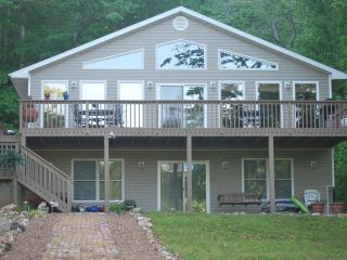 Lake front home at the Lake of the Ozarks - Eldon vacation rentals