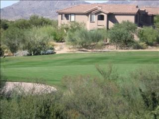 Vistoso Resort Casitas! 17th green Vistoso golf. Stunning Mountain, Sunset views - Oro Valley vacation rentals