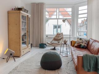 Vintage Style desig.130m2Apt. Hist. Centre Haarlem - Haarlem vacation rentals