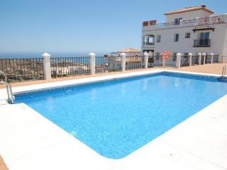 Holiday apartment with amazing panoramic sea and m - Mijas Pueblo vacation rentals