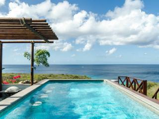Modern villa with spectacular views over the Carib - Soto vacation rentals