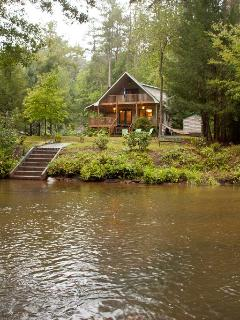 River Mist Log Cabin - Blue Ridge, Georgia - Blue Ridge vacation rentals