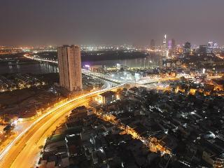 Sunset Penthouse 4 BR at The Manor - Ho Chi Minh City vacation rentals