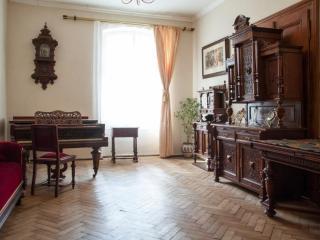 Central Classic 4-room Apartment - Lviv vacation rentals