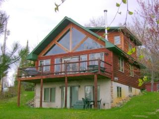 Timber Trail Retreat: Modern Cabin and 180 Acre Property on Horseshoe Lake - Ely vacation rentals