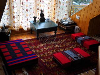 Gorgeous Naggar vacation Cottage with Water Views - Naggar vacation rentals