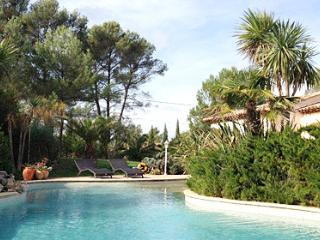 Campagne 33562 luxurious villa with landscaped garden and 2 pools for 8 people. - Les Arcs sur Argens vacation rentals