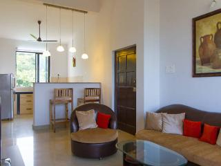 Premium,fully furnished 2 BHK with a great view - Chimbel vacation rentals